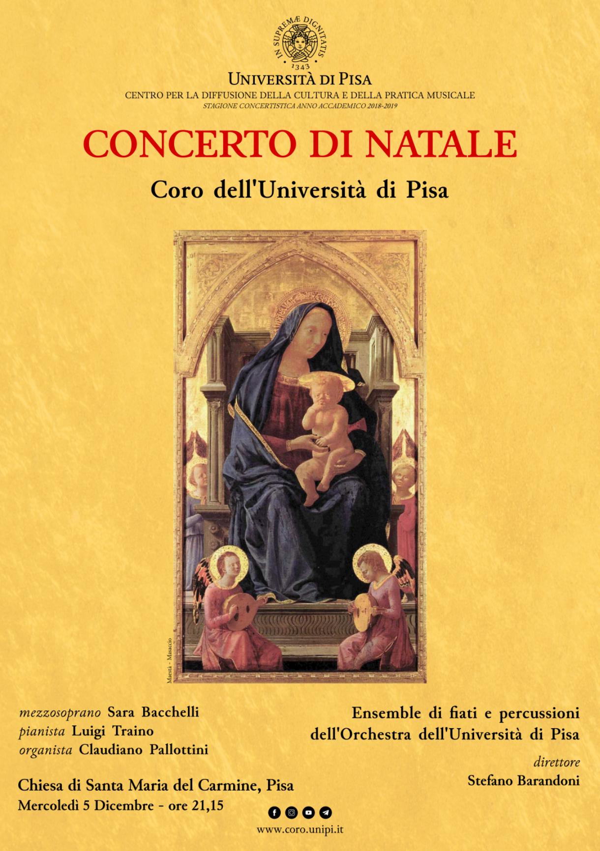 Concerto Natale 2018