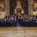 Coro con Andrea Bocelli