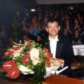 Il Maestro Stefano Barandoni (22 giugno 2003)