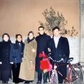 All'uscita del Concerto di Natale 2003