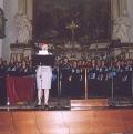 Presentazione del concerto - Modena 24 Ottobre 2004