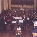 Concerto di Natale 2004 - Chiesa di San Frediano, Pisa