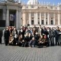 In Piazza San Pietro (5 Marzo 2005)